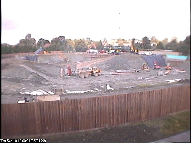 The excavation of the Clarkson Road Site